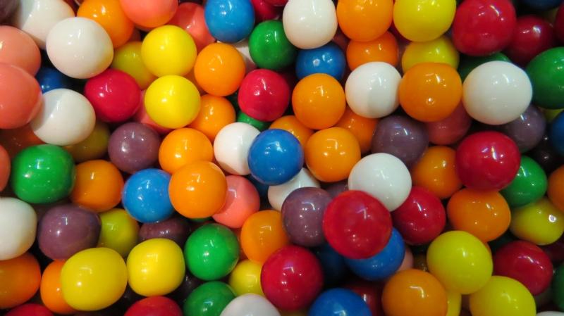 Boule de gomme junior vrac en folie - Font des boules de gomme ...