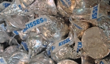Kisses Hershey's