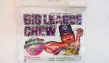 Big League Chew Raisin